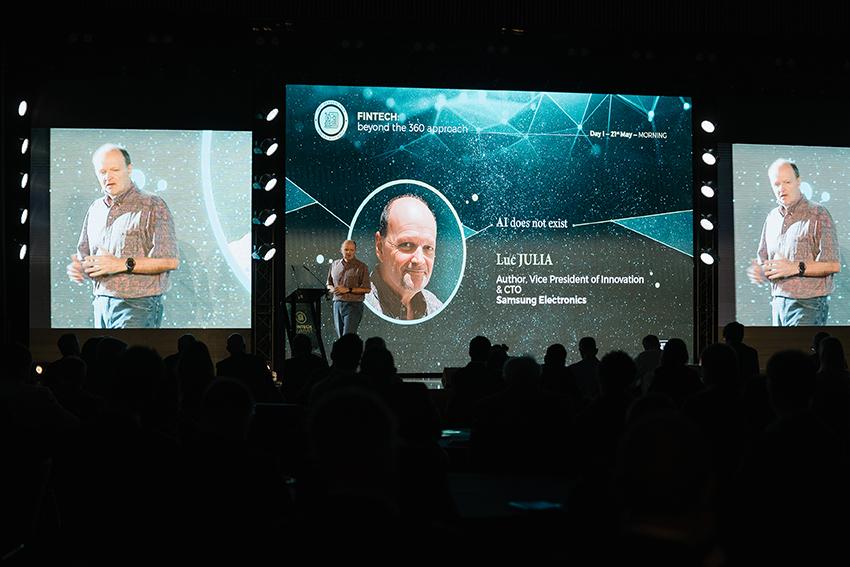 FinTech Summit 2019 - ICT Spring Europe - We explore